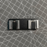 Double Cold Shoe Adapter for Rangefinders