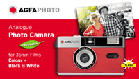 AGFA 35mm Film Plastic Point and Shoot Camera Reusable