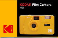 Kodak M35 Point And Shoot Film Camera