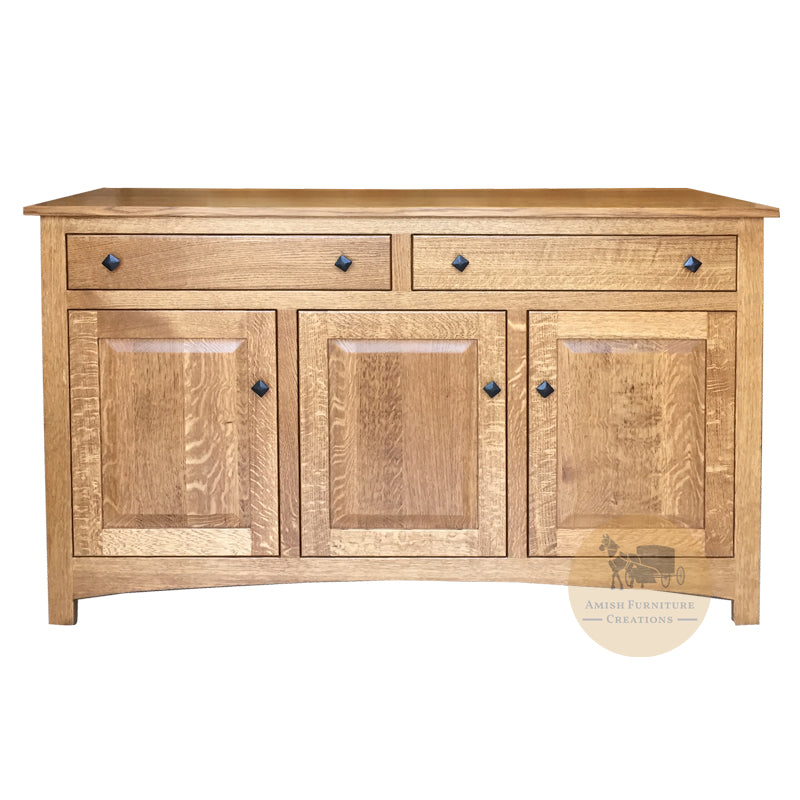 "Amish made Classic Buffet 56"" w - Amish Furniture Creations ™"