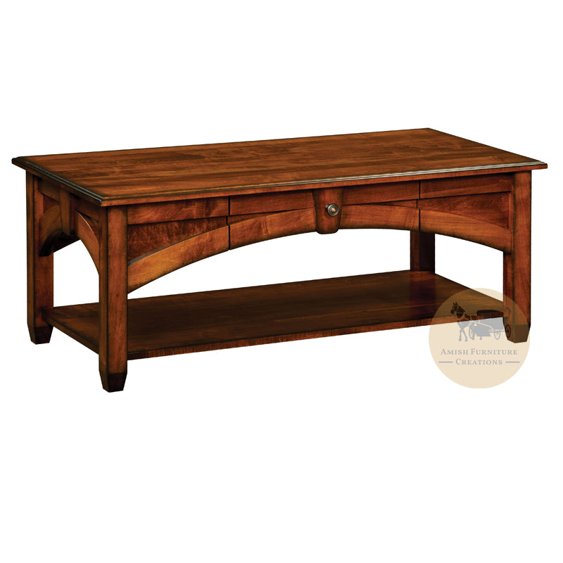 Kensing Coffee Table | Amish Furniture Creations ™