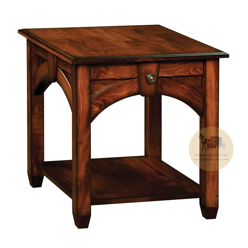 Kensing End Table | Amish Furniture Creations ™