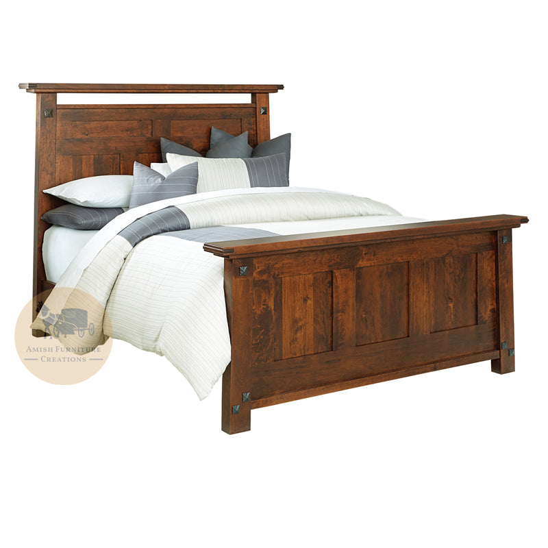 Encada Bed | Amish Furniture Creations ™