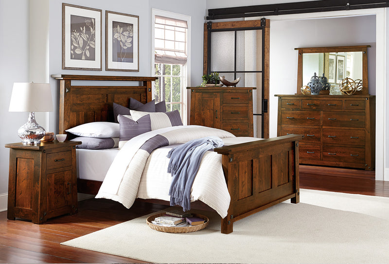 Encada Bedroom Suite | Amish Furniture Creations ™