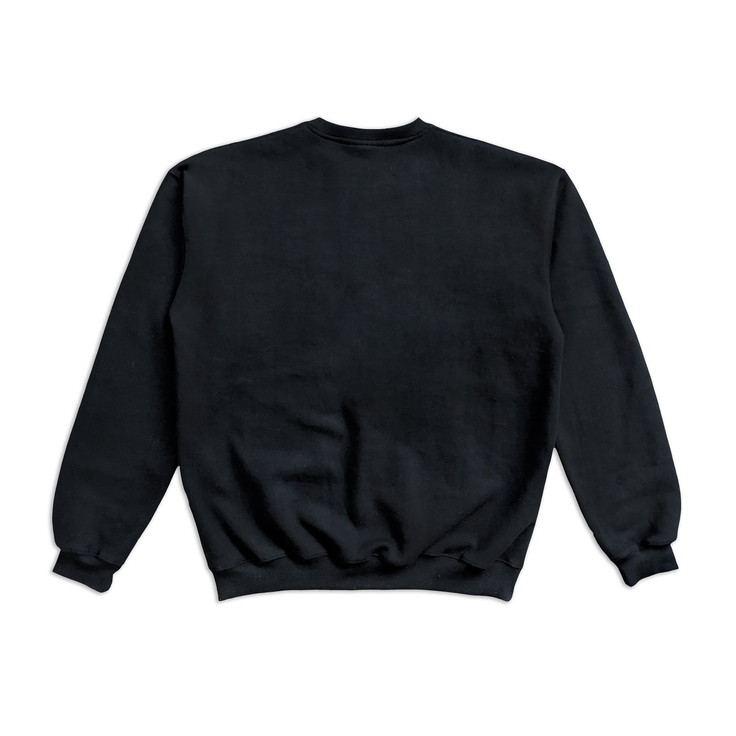 Black Luxury Sportswear Sweater