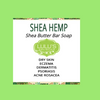 SHEA HEMP BAR SOAP