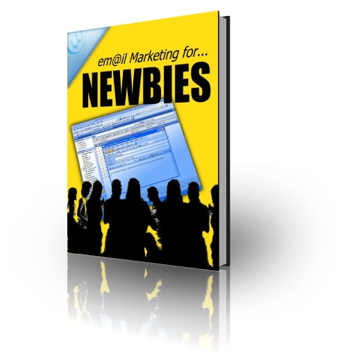 eBook - Email Marketing for Newbies (108 Pages)