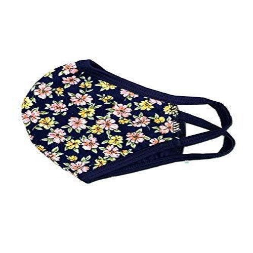 Floral Fashion Washable Reuseable Mask