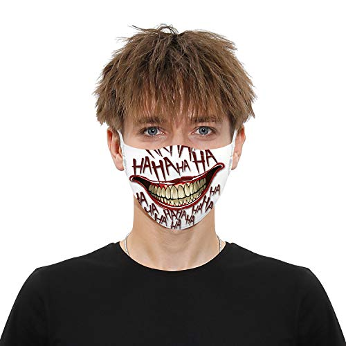 Reusable Face Mask Nose Mouth Cover