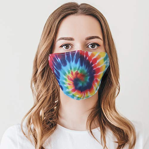 Reusable Cotton Face Mask with Filter
