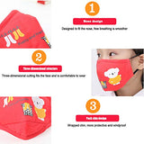 Cartoon Face Mask Dust proof Virus Protection
