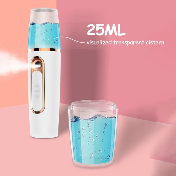 Facial Humidifier Spray Sanitizer Machine