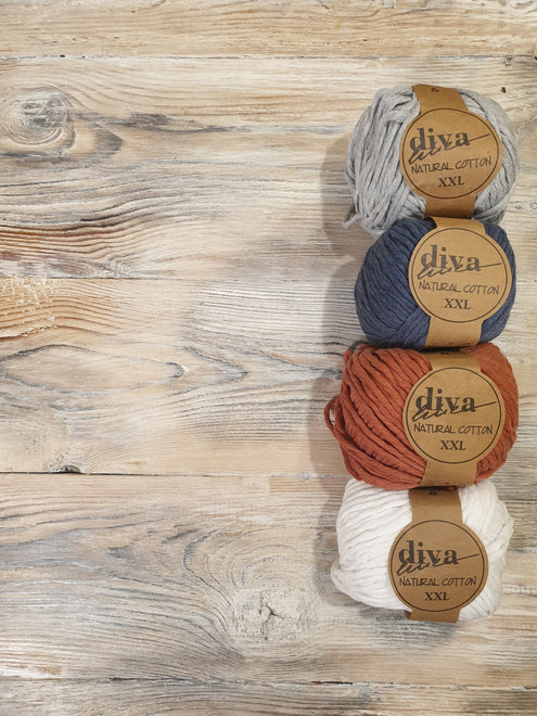 Diva - Natural Cotton