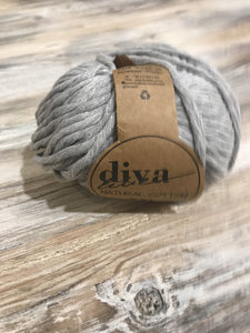 Diva Natural Cotton - אפור בהיר