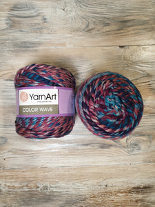 Yarn Art Color Wave 116