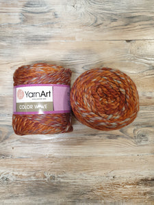 Yarn Art Color Wave 119