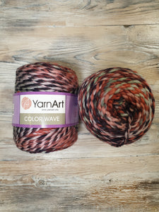 Yarn Art Color Wave 112