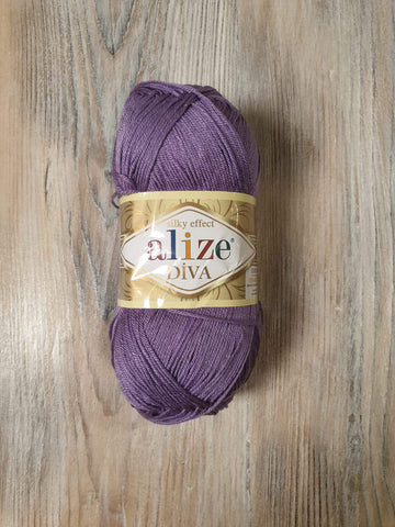 Alize Diva Silky Effect 622