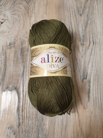 Alize Diva Silky Effect 273