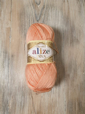 Alize Diva Silky Effect 145