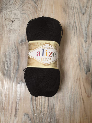 Alize Diva Silky Effect 60