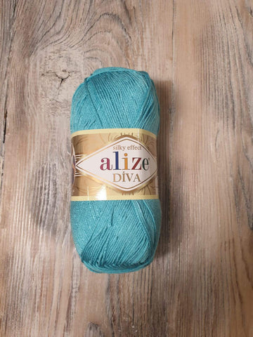 Alize Diva Silky Effect 376