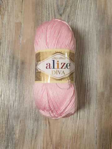 Alize Diva Silky Effect 185