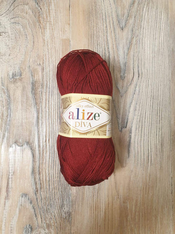 Alize Diva Silky Effect 57
