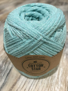 Cotton Star - טורקיז