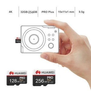 Hot Sale! New HUAWEI High Speed 3.0 Micro SD Card Class10 32GB 64GB 128GB 256GB High Speed Memory Card UHS-3 TF Flash Card