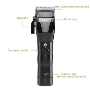 Professional Hair Clipper Electric Powerful Cordless Hair Trimmer Cutting Machine Haircut Trimmer Styling Tools for Barber Stylist and Personal Use