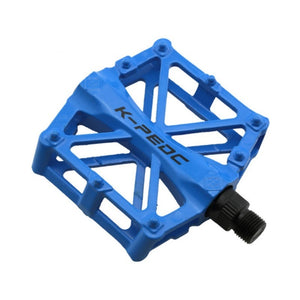 Bike Pedals Aluminum Alloy Mountain Bicycle Carbon Steel Bearing For Mountain Bike Rode Bike Folding Bicycle