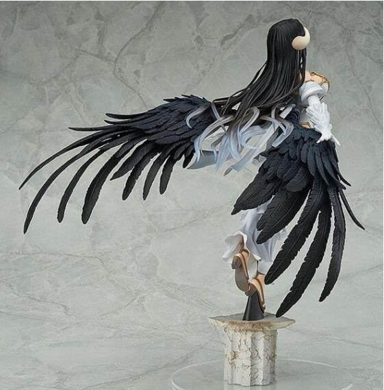 Fashion Anime Overlord Albedo 1/8 Scale Painted Figure