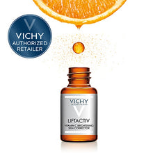 将图片加载到图库查看器,LIFTACTIV VITAMIN C SERUM with a High Concentration of 15% Pure Vitamin C Serum + Natural Origin Hyaluronic Acid for Brighter complexion, Smoothing skin texture and Reducing fine lines