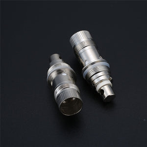 5/10PCS Stainless Steel Atomizer Tank Replacement BVC Bottom Vertical Coils Heads for Aspire Nautilus