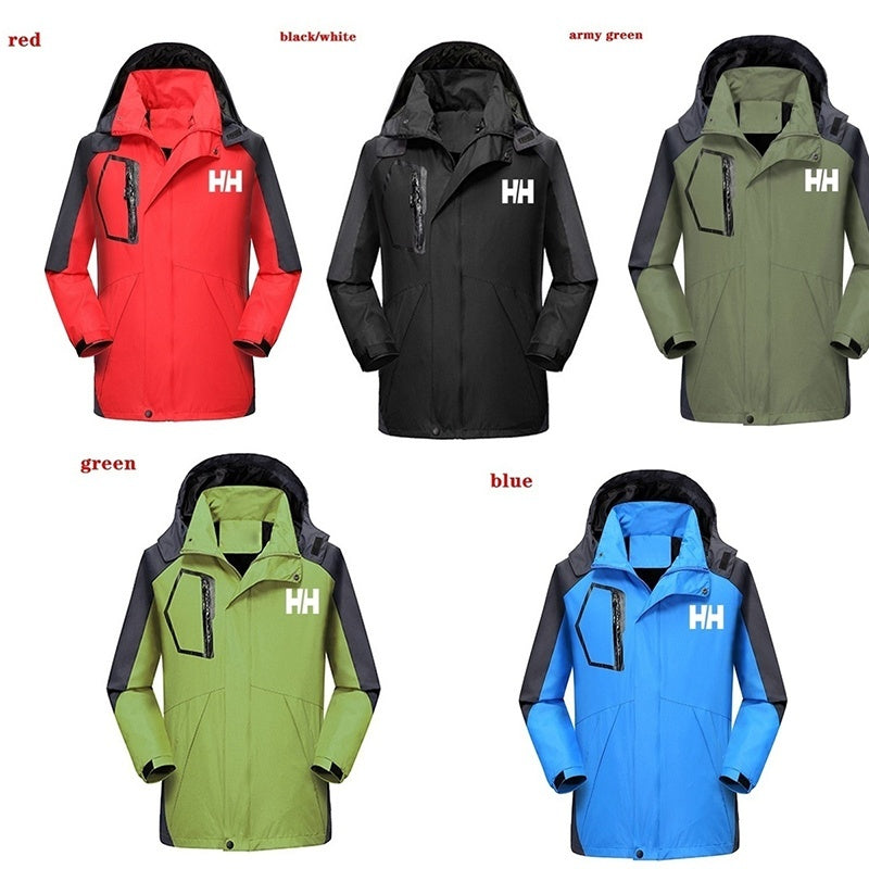 2019 New Jackets Waterproof Windproof Breathable Jacket Men Fashion Outdoor Mountain&Hiking Softshell Jackets