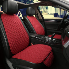 将图片加载到图库查看器,Flax Car Seat Cover Protector Front Seat Back Cushion Pad Mat for Auto Front Car Styling Automotive interior Truck Suv or Van