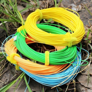 100FT Weight Forward Floating Fly Fishing Lines