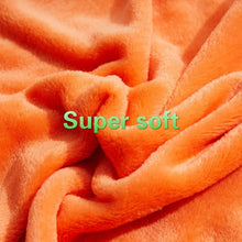 将图片加载到图库查看器,Fleece Blanket Throw Size  Lightweight Super Soft Cozy Luxury Bed Blanket Microfiber for couch /sofa