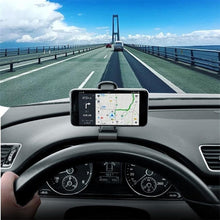将图片加载到图库查看器,New Style Universal 360 Degree Rotatable Car Dashboard Cell Phone GPS Stand NonSlip Car Holder