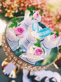 Fashion Luxury Crystal Wedding Cake Stand Holder Cake Centerpieces Cake Fondant Cupcake Sweet Table Candy Bar Table Decorating