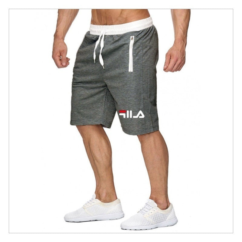 2020 New Summer Short Pants Men Fashion Summer Beach Trousers Loose Men Pants Shorts Dry Quickly Fitness Shorts