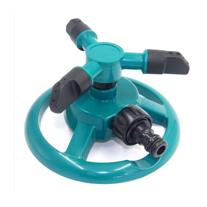 Automatic Professional Sprayer Garden Lawn Sprinkler Irrigation 360¡ã Rotating New Flexible Watering System