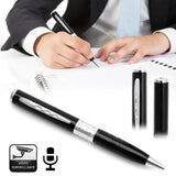 16G Momery Card/Pen Camera for {Optional} Portable Mini HD1280x960 Spy Pen Realistic Camera Hidden Camera Suport Micro SD Card DV DVR Video Camcorders