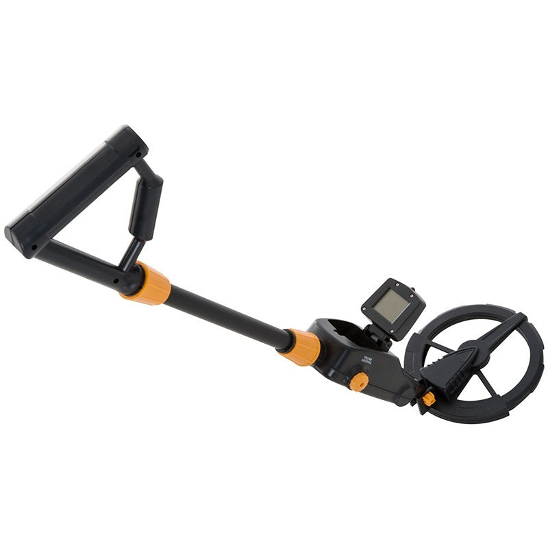 High Quality 1PC ABS Metal Detector With LCD Display Metal Detector Waterproof 16.5cm Search Coil