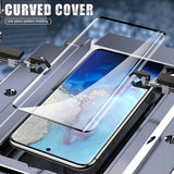 500D Curved Protective Glass Film For Samsung S20 Plus Ultra Note 10 Plus Note 9 Note 8 S10 S9 S8 Plus Screen Protector
