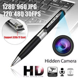 Mini DVR Pen Camera Pinhole SpyCam Digital Video Recorder Surveillance Camcorder