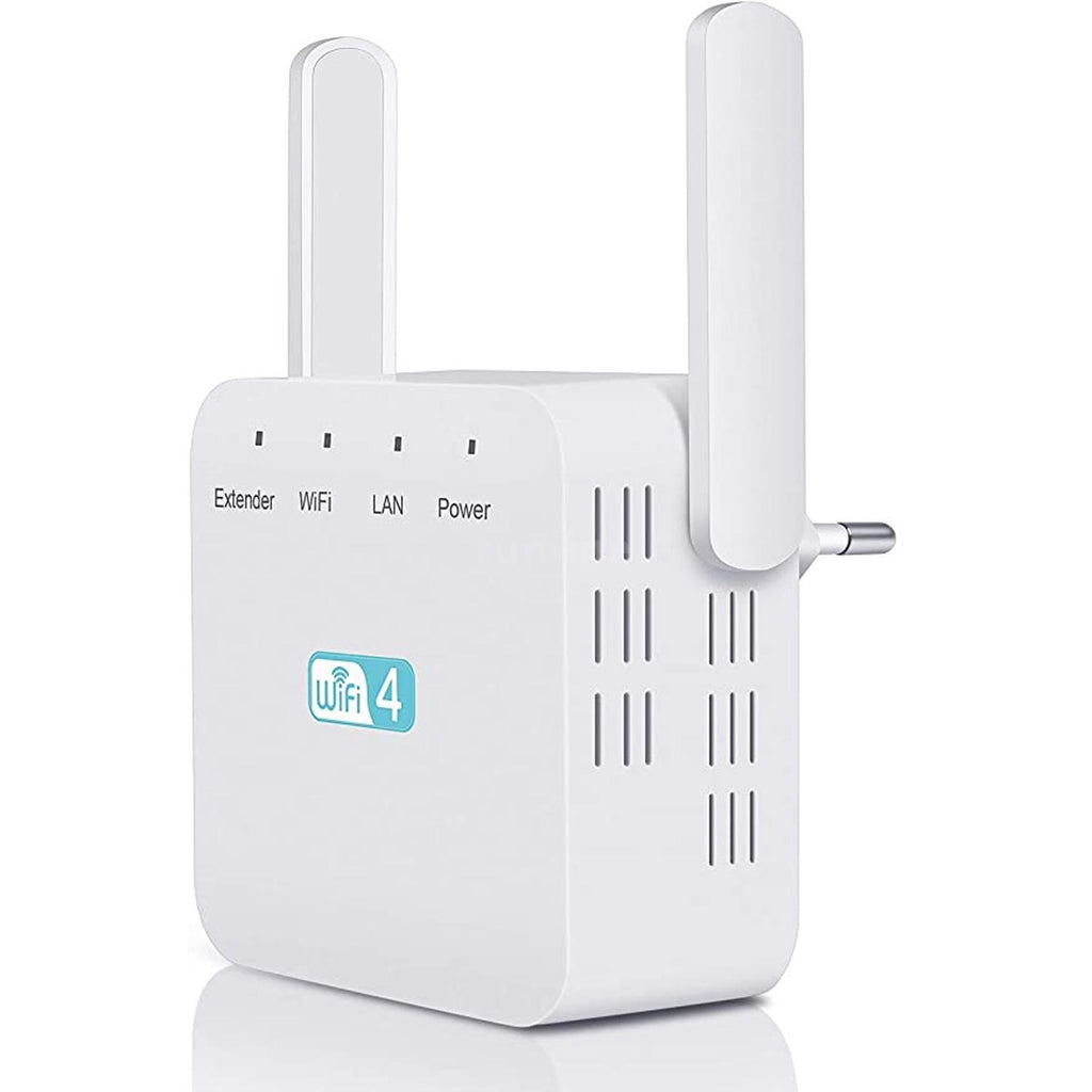 300Mbps 2.4G Wireless WiFi Repeater WiFi Extender WiFi Booster Wireless Signal Amplifier