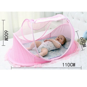 0-5 Years Baby Bed Tent Portable Foldable Mosquito Net Newborn Bedroom Travel Bed Baby Bed