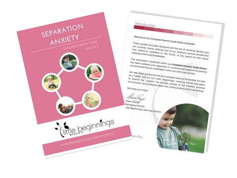 Separation Anxiety Parent Guide